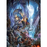 Cobble Hill - Dragonforge Puzzle 1000pc