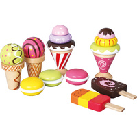 Discoveroo - Ice Cream and Desserts Play Set