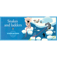 Djeco - Snakes & Ladders Game
