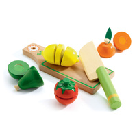 Djeco - Fruit & Vegetables to Cut