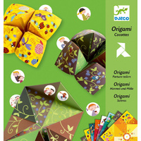 Djeco - Origami Bird Game