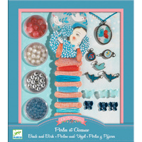 Djeco - Pearls & Birds Beads Kit
