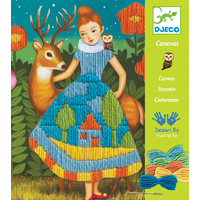 Djeco - Drop Stitch Dress Kit
