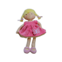 Bonikka - Ria Butterfly Doll with Blonde Hair