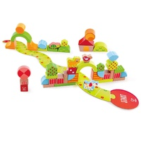 Hape - Sunny Valley Blocks 52pcs