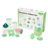 EDX - Geometric Volume Set 8cm