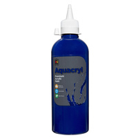 Aquacryl Student Acrylic Paint 500ml Cool Blue