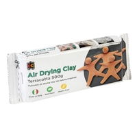 EC - Air Drying Clay Terracotta 500g