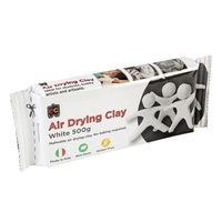 EC - Air Drying Clay White 500g