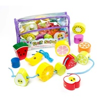 Meadow Kids - Fruit Salad Threading Beads