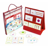 Meadow Kids - Numbers and Shapes Pocket Chart