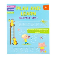 Gillian Miles - Play & Learn - Handwriting Step 1