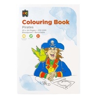 EC - Pirates Colouring Book
