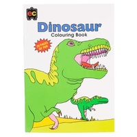 EC - Dinosaur Colouring Book
