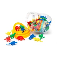 Learning Can Be Fun - Counters Dinosaur (64 pack)
