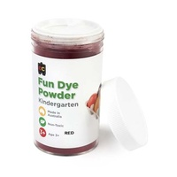 EC - Fun Dye Powder 100gms Red