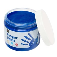 EC - Fingerpaint 250ml Blue