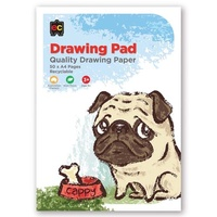 Drawing Pad A4 (50 pages)