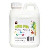 EC - Kids Washable PVA Glue 1 Litre