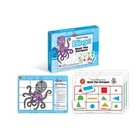 Beat the Octopus - Colour and Shape Bingo