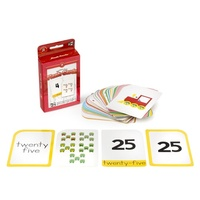 Learning Can Be Fun - Numbers 0-30 Flashcards