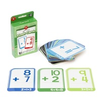 Learning Can Be Fun - Addition 0-12 Flashcards