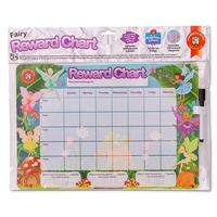 Learning Can Be Fun - Fairy Magnetic Reward Chart