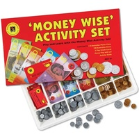 Learning Can Be Fun - Money Wise Activity Set