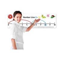 Learning Can Be Fun - Large Number Line (0-10 & 0-30 double sided)