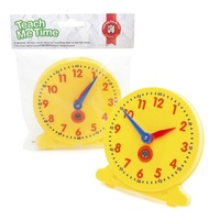 Learning Can Be Fun - Teach Me Time Clock
