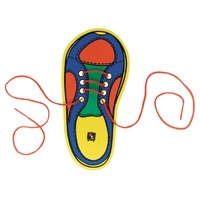 Learning Can Be Fun - Lace-It Shoe