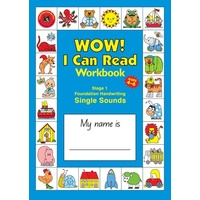 Learning Can Be Fun - Wow! I Can Read Workbook Foundation Stage 1