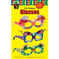 Fun Shapes Glasses