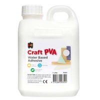 EC - Art & Craft PVA Glue 1 Litre