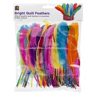 EC - Bright Quill Feathers 60gm