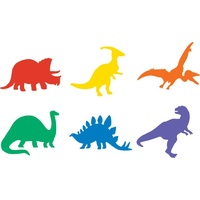 EC - Stencils - Dinosaurs (set of 6)