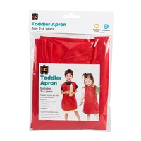 EC - Toddler Apron (ages 2-4)