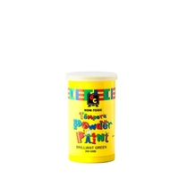 EC - Tempera Powder Paint 250gm Brilliant Green