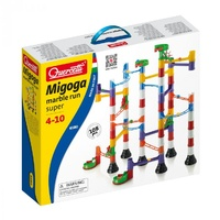 Quercetti - Marble Run Super 108pc