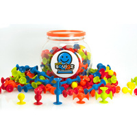 Fat Brain Toys - Mini Squigz 75pc