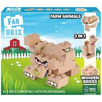 FabBrix - Farm Animals