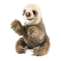 Folkmanis - Baby Sloth Puppet