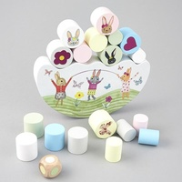 Floss and Rock - Wooden Balancing Game – Bunny