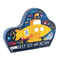 Floss and Rock - Deep Sea Puzzle 80pc