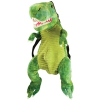 Johnco - Dinosaur Backpack - Green