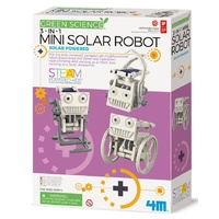 4M - 3-in-1 Mini Solar Robot