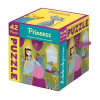 Mudpuppy - Princess Puzzle 42pce
