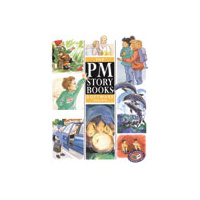 The PM Storybooks Gold (Levels 21-22)