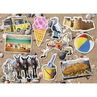 Gibsons - Seaside Large Piece Puzzle 12pc