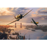 Gibsons - Spitfire Skirmish Puzzle 500pc